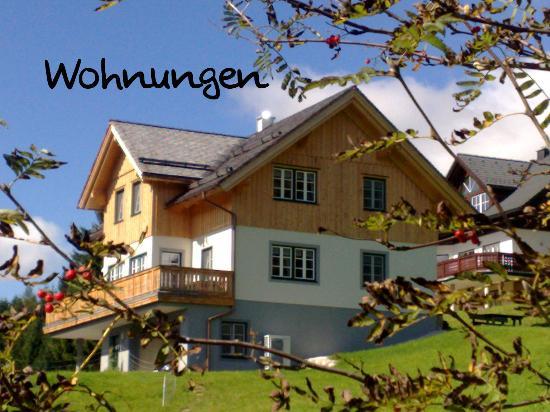 Alm-Gasthof Knödl-Alm im Salzkammergut: Wohnen im Landhaus