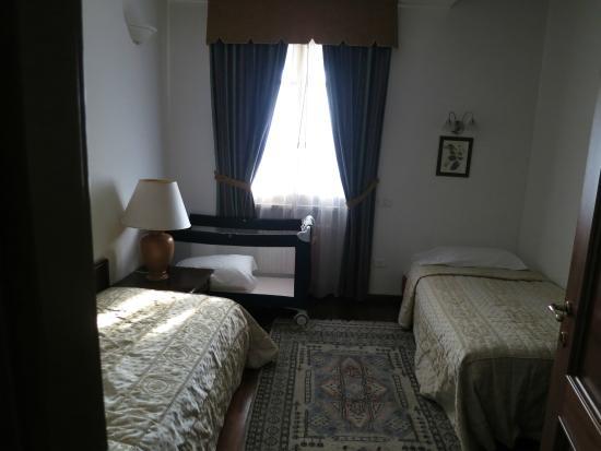 Palazzo Della Scala: Спальная комната с двумя кроватями