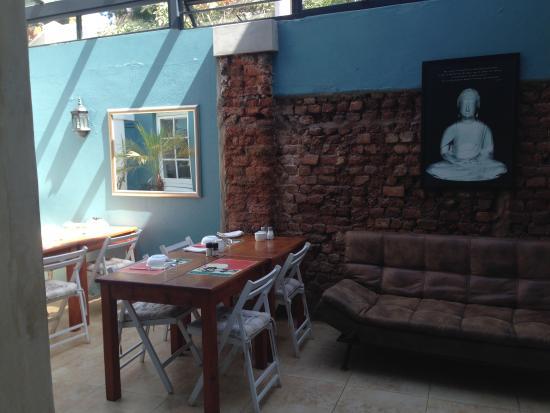 Avatara Guest House: Frühstücksraum