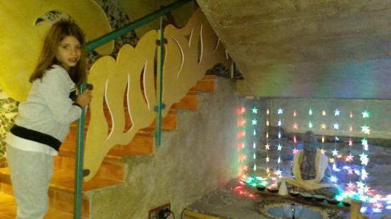Casa El Pelaire : Escaleras Casa Rural