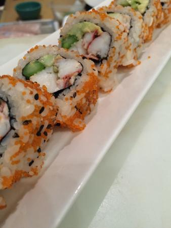 Morimoto: The lobster roll was amazing!