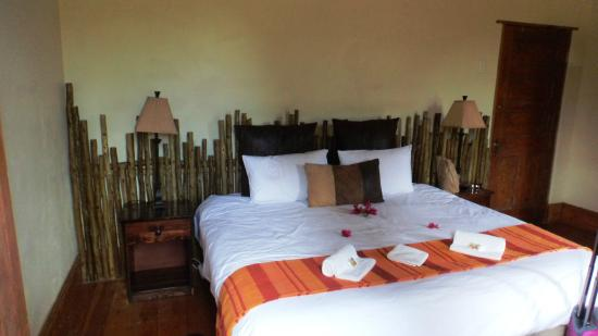Addo Bush Palace Private Reserve: Bedroom