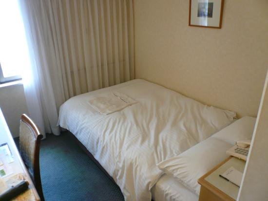 Smile Hotel Kanazawa: セミダブル