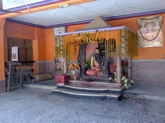 Sahibganj, Ấn Độ: AT TEMPLE