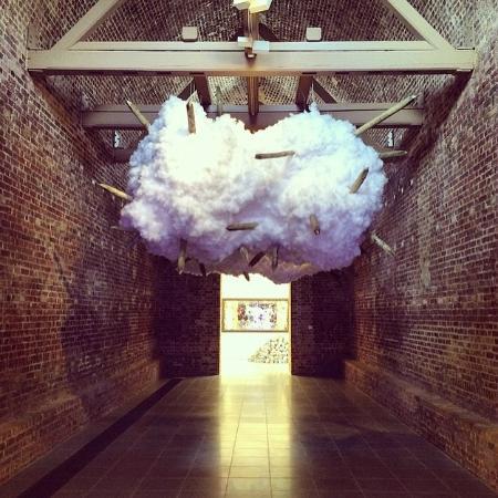 Serpentine Galleries : cloud