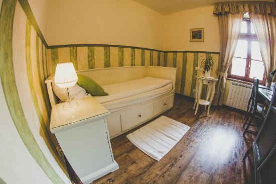 Hotel La Fresca: jednolůžkový pokoj