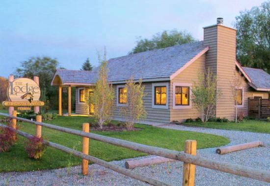 The Lodge at Palisades Creek