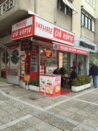 Tatlises Cig Kofte