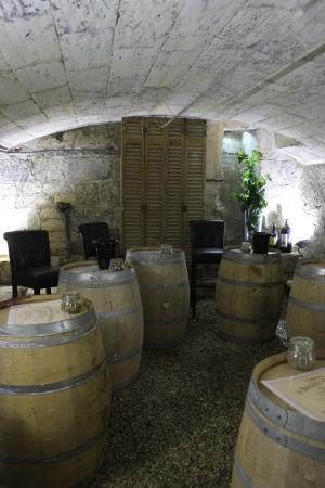 Le Wine Corner!