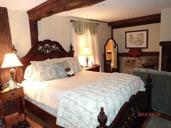 Salisbury Mills, นิวยอร์ก: Storm King room
