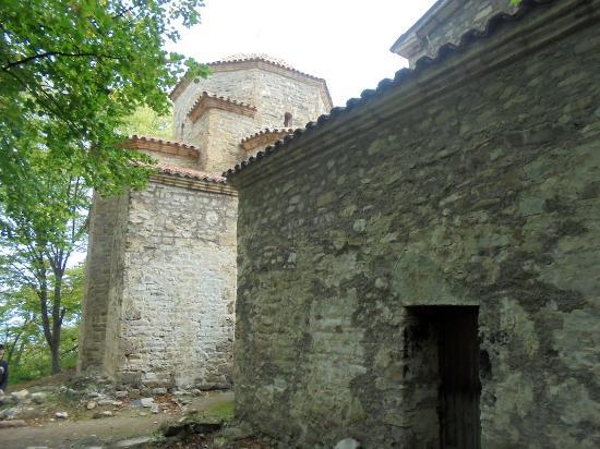 Shuamta Monasteries: Dzveli Shuamta: igrejas