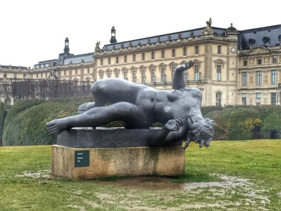 Jardin des tuileries par s picture of jardin des for Jardin des tuileries