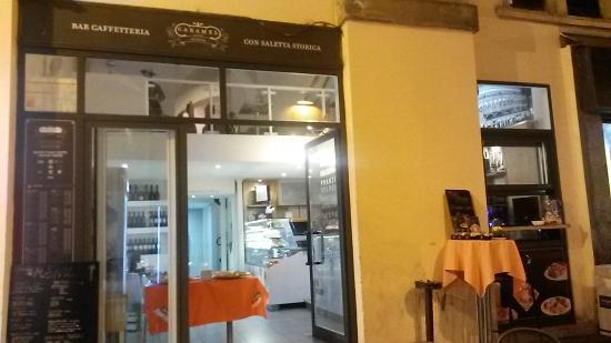 caramel cafe, padova - ristorante recensioni & foto - tripadvisor - Cucine Caramel