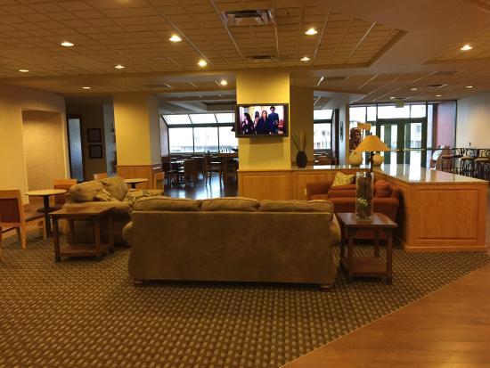 Hampton Inn Kalispell: Lobby