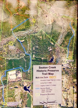 Seaton Creek Historic Preserve Jacksonville 2020 All