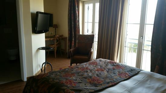 Ampervilla Hotel: Zimmeransicht