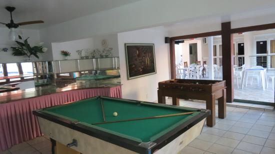 Hotel Shangrila: Sala de Jogos