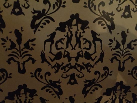 Great quirky wallpaper picture of the whippet inn york for Quirky wallpaper
