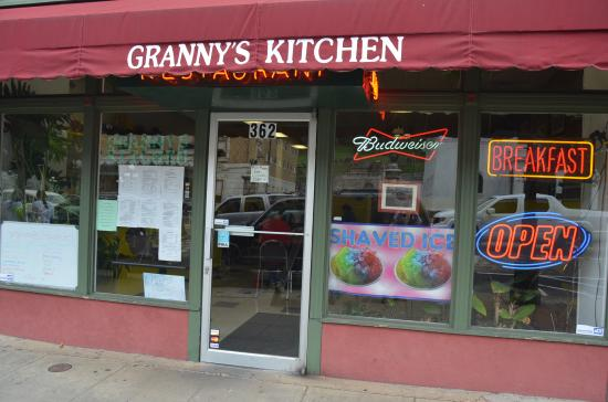 Granny\'s Kitchen - Picture of Granny\'s Kitchen, Hot Springs ...