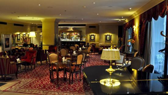 Lobby Bar Grand Hotel Wien Vienna Austria Picture Of Grand Hotel