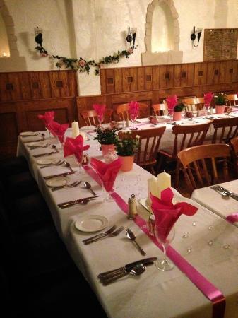 Dobbins Inn Hotel: Restaurant