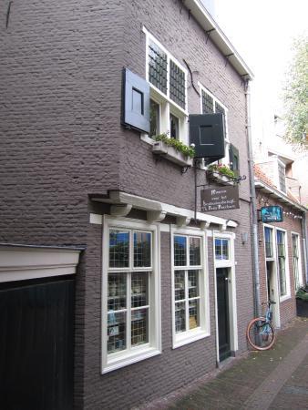 Kruideniersmuseum Betje Boerhave