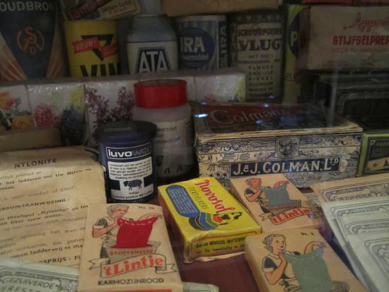 Kruideniers Museum: Kruideniersmuseum Betje Boerhave