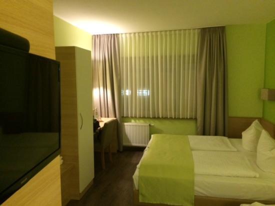 Hotel Garni Wurzburg