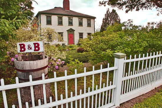 Englishman's Bed and Breakfast