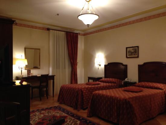 Relais Villa Fiorita Hotel : camera singola gigante!