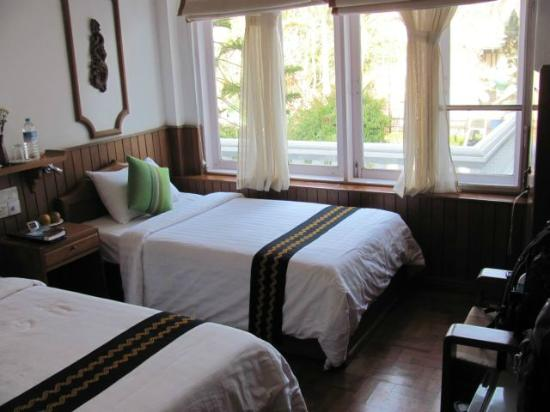 Dream Villa Hotel: Double room