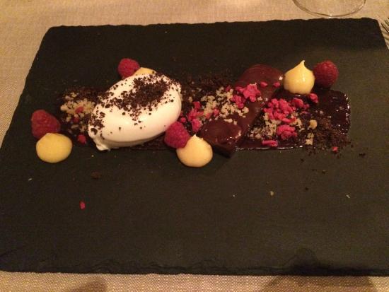 Bockholmen Hav & Restaurang: Dessert