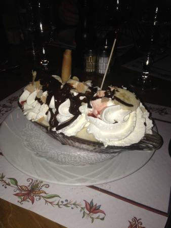 Les Fontaines Blanches : Banana Split
