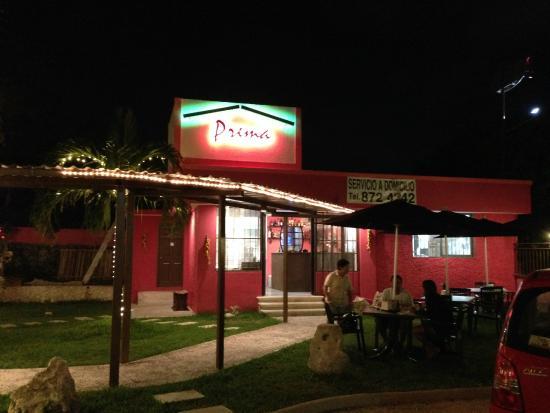 Prima Trattoria : Prima main building