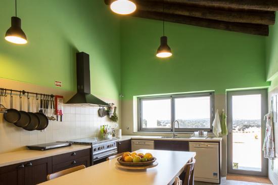 Monte Alto: cozinha