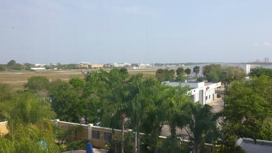 Residence Inn Daytona Beach Speedway/Airport: View from 418