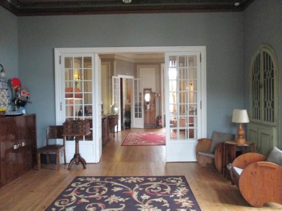 Sala De Estar Sintra ~ Sala de estar  Picture of Chalet Saudade  Vintage Guest House