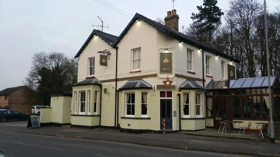 The Railway Vue Pub