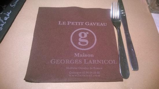 Le Petit Gaveau: Serviette