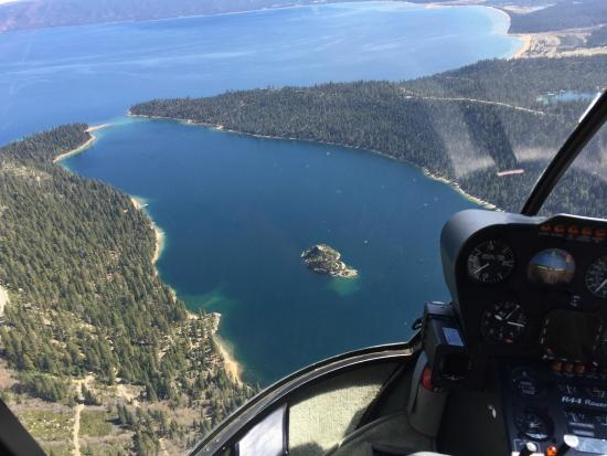The Bay  Picture Of HeliVertex South Lake Tahoe  TripAdvisor