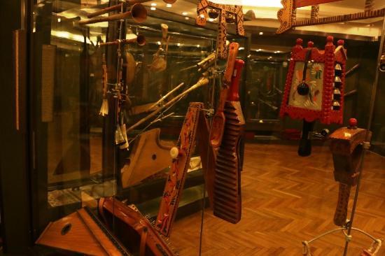 Central Museum of Musical Culture : Русские народные