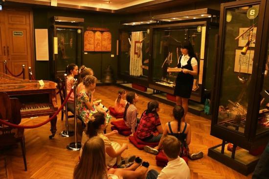 Central Museum of Musical Culture : Рассказы об инструменте