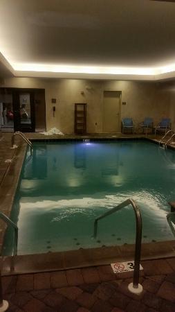 Hampton Inn Pigeon Forge: Indoor heated pool