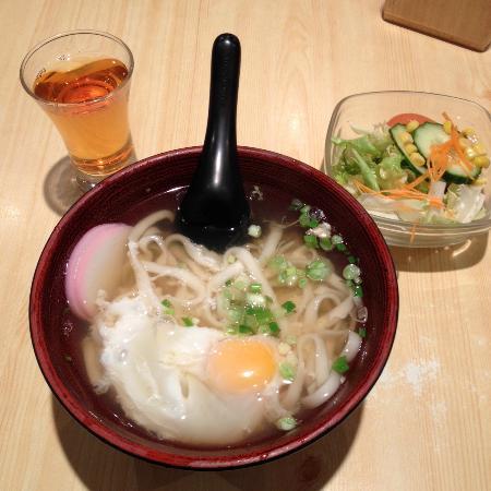 Naniwa-Ya: bon repas complet!