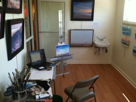 Art League of Ocean City: Artist in Residence Studio