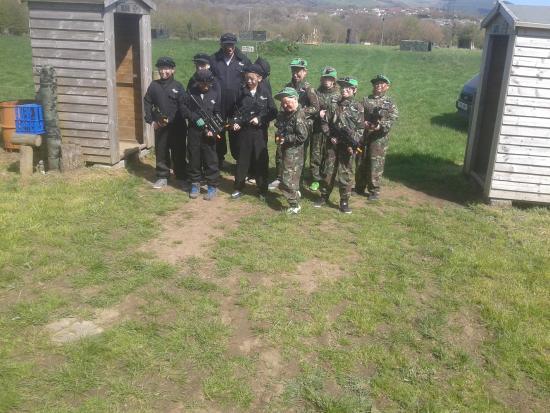 Battlefield Live Caerphilly