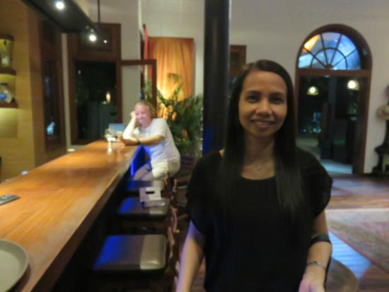 The Governors House Boutique Hotel Phnom Penh: Yin Yin Aye - lovely lady, good manager