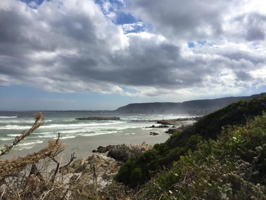 Hermanus, Südafrika: Der Strand