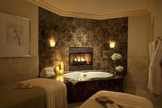 Dana Point, CA: Couples Massage Suite