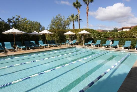 Dana Point, Californië: Outdoor Lap Pool